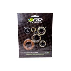 Retentor De Motor Kit BR Parts - CR 250 92/01