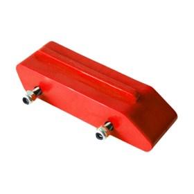 Saboneteira Refil de Guia de Corrente Avtec Honda - Vermelho
