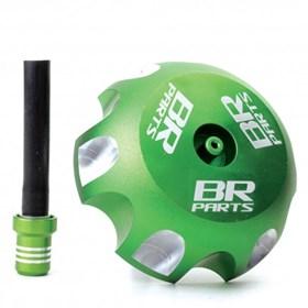 Tampa de Tanque Br Parts - CRF 230 Verde