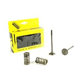 Válvula de Admissão e Molas Prox (Kit 2 Pçs) - CRFX 450 05/17