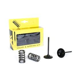 Válvula de Admissão e Molas ProX (Kit 2 Pçs) - KXF 250 04/06 RMZ 250 04/06